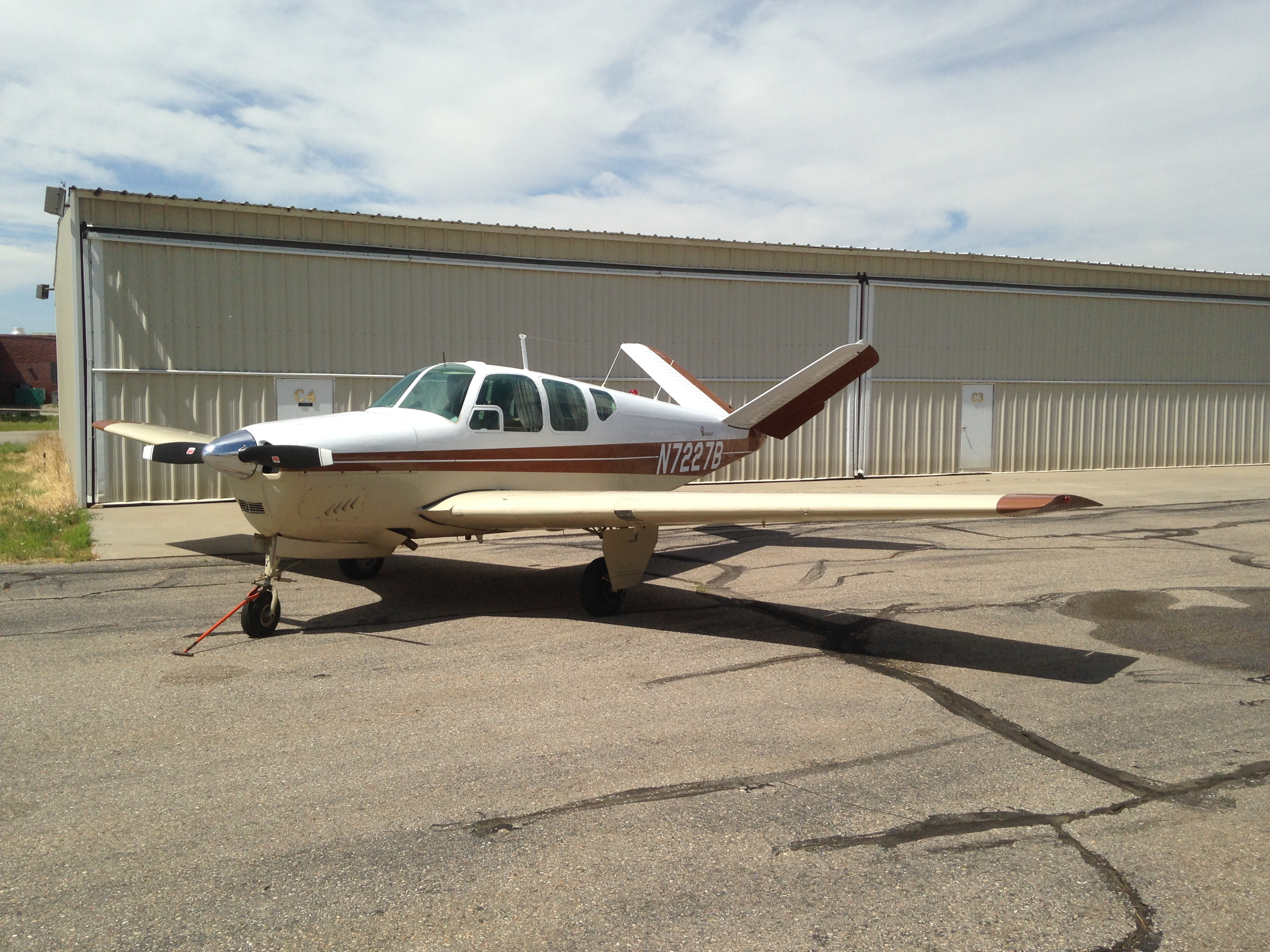 Aircraft Listing - Bonanza J35 listed for sale
