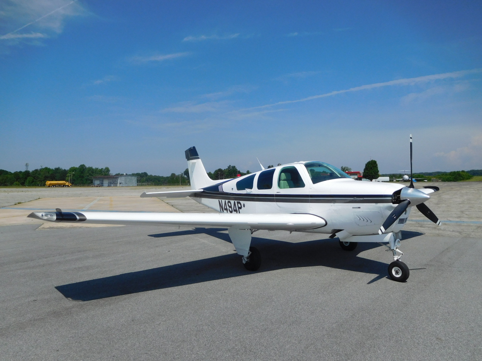 Aircraft Listing - Bonanza F33A listed for sale