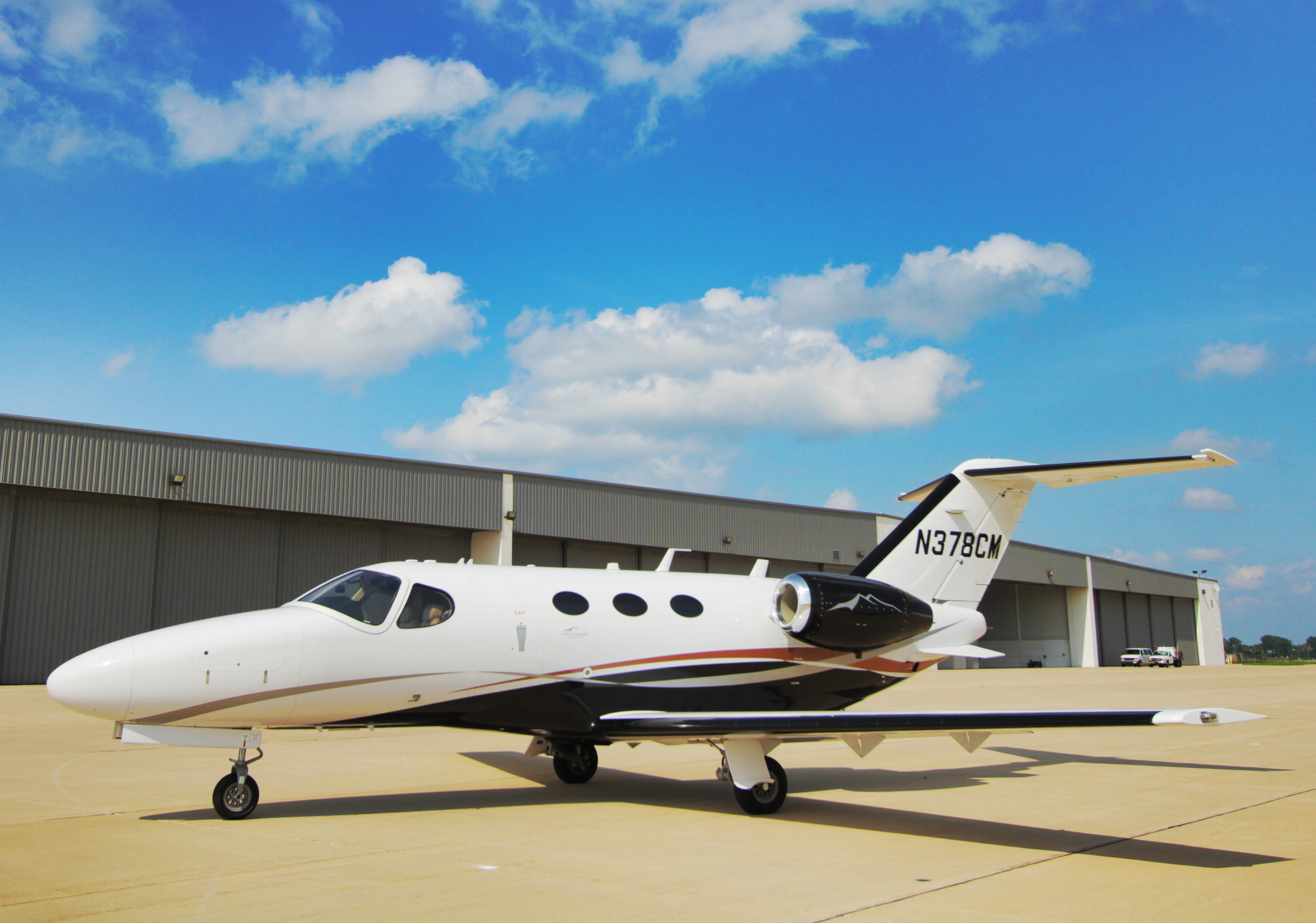 Aircraft Listing - Citation Mustang listed for sale