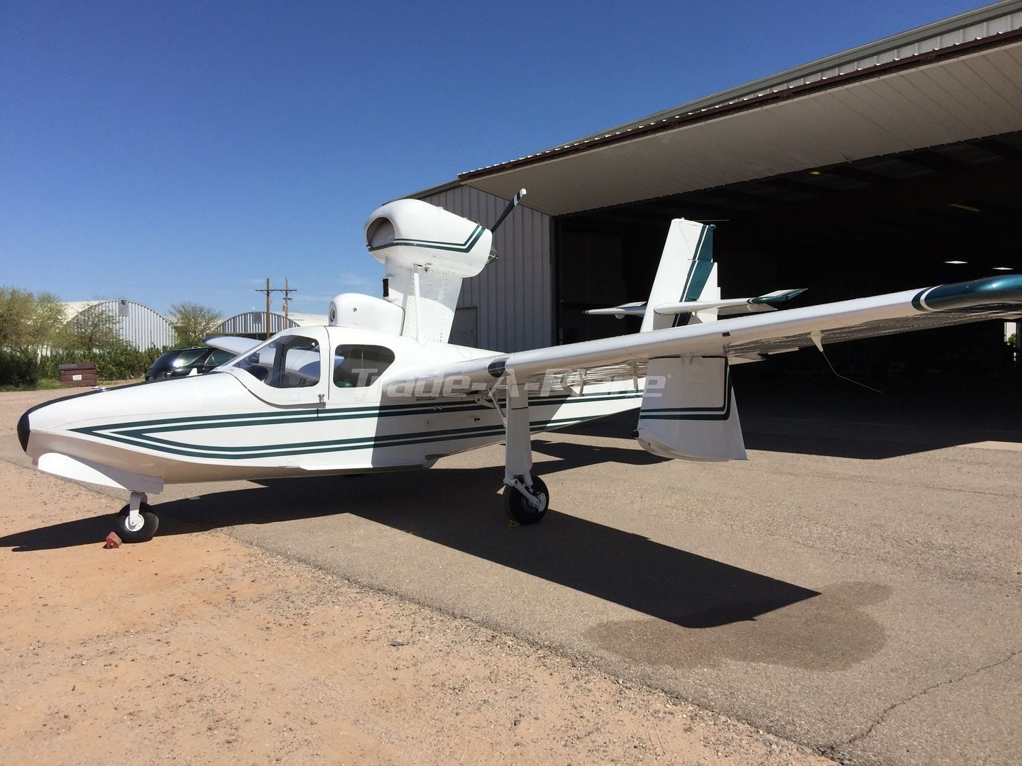 Aircraft Listing - Lake LA-4-180 listed for sale
