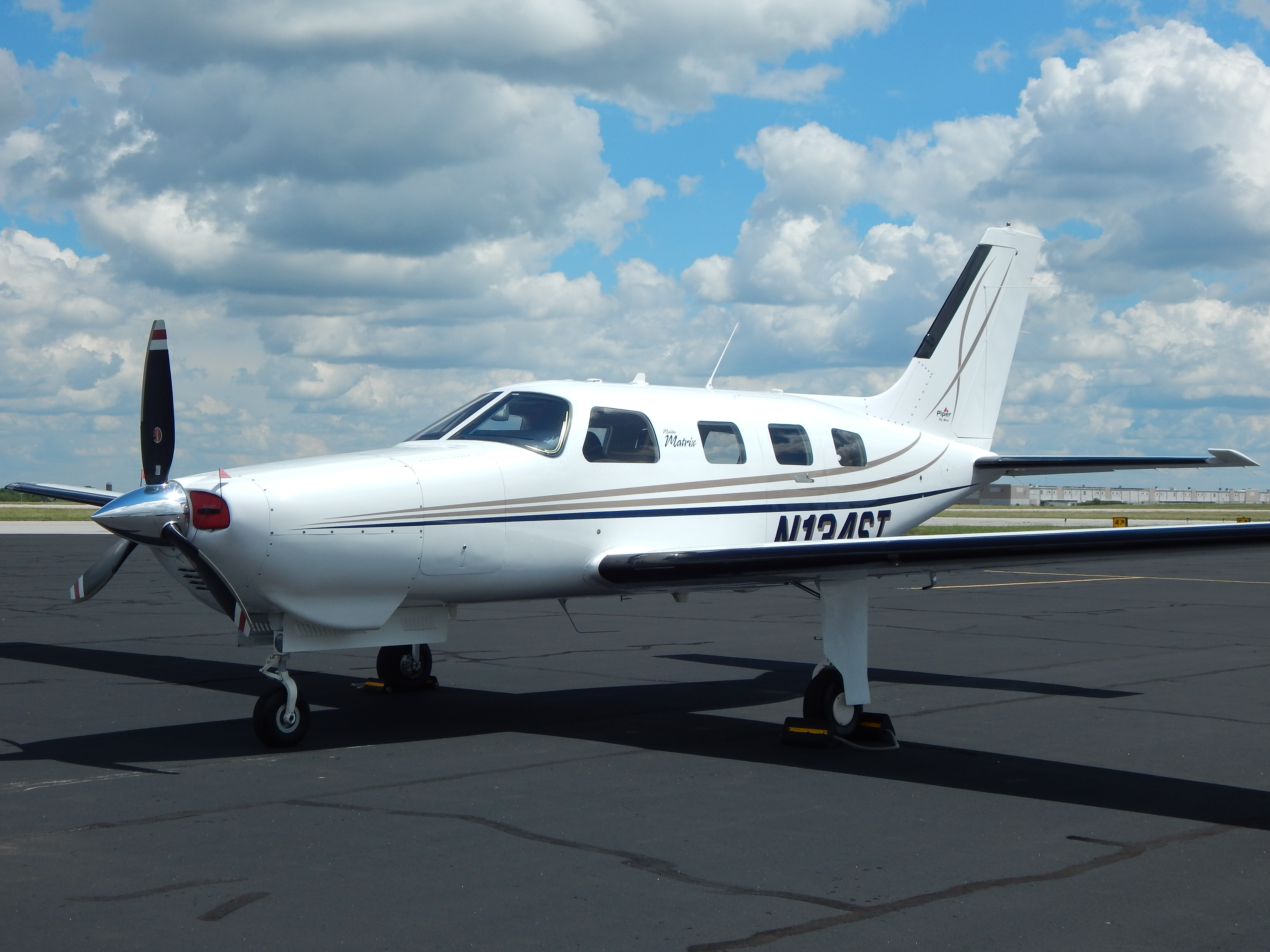 Aircraft Listing - Malibu Matrix PA-46R-350T listed for sale