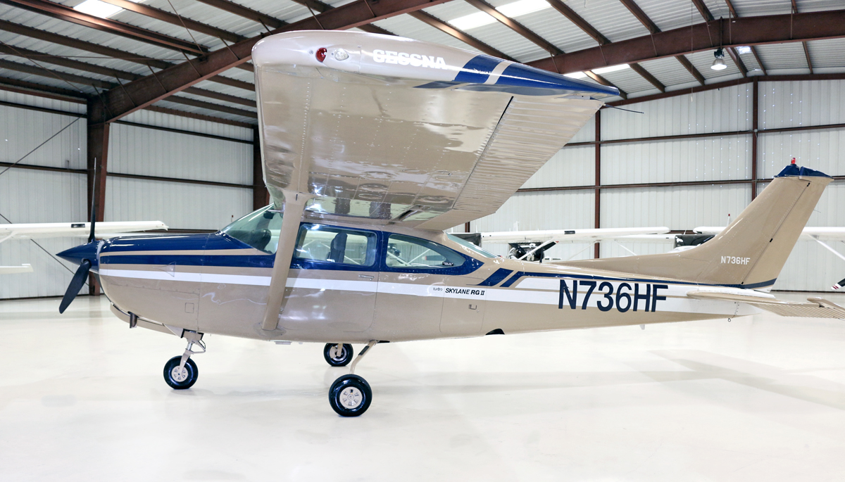 Aircraft Listing - Cessna 182 RG listed for sale