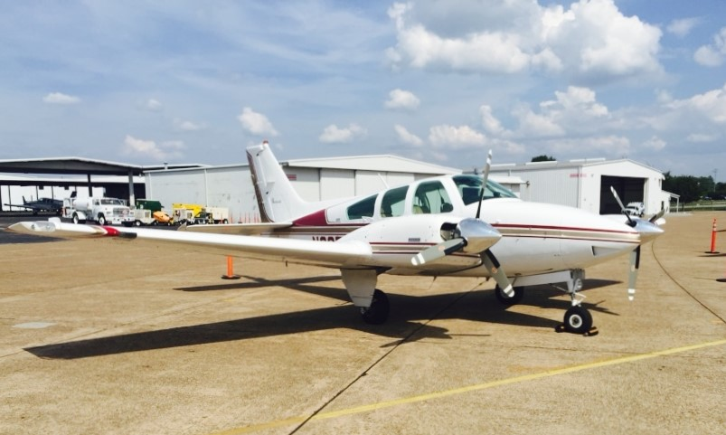 Aircraft Listing - Baron B55 listed for sale