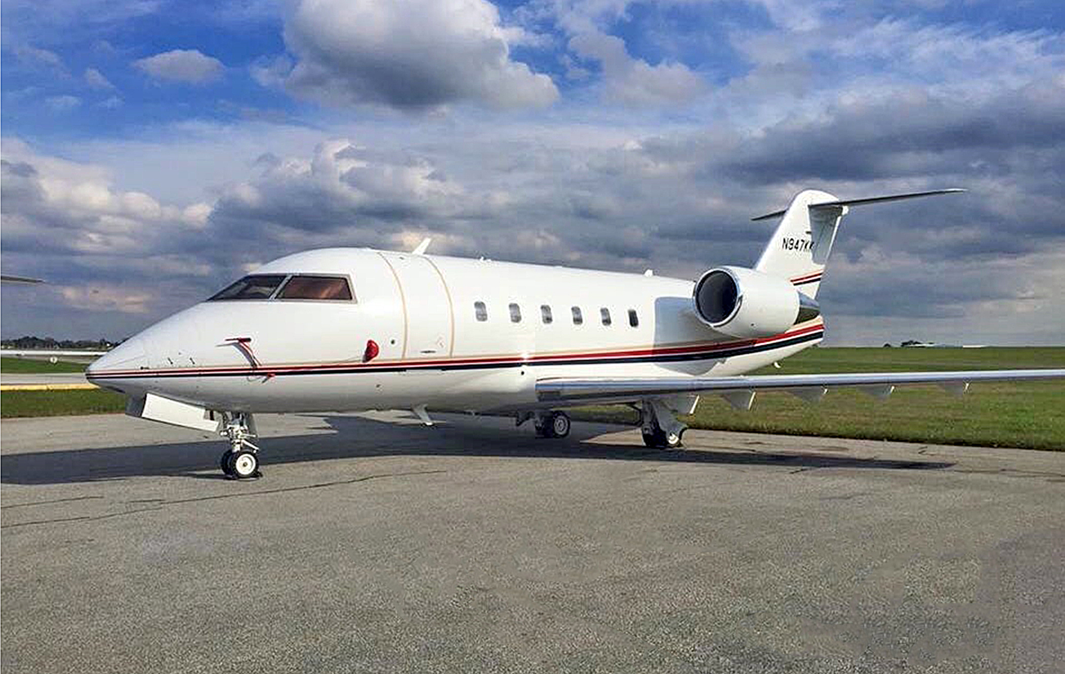 Aircraft Listing - Challenger 601-1A listed for sale