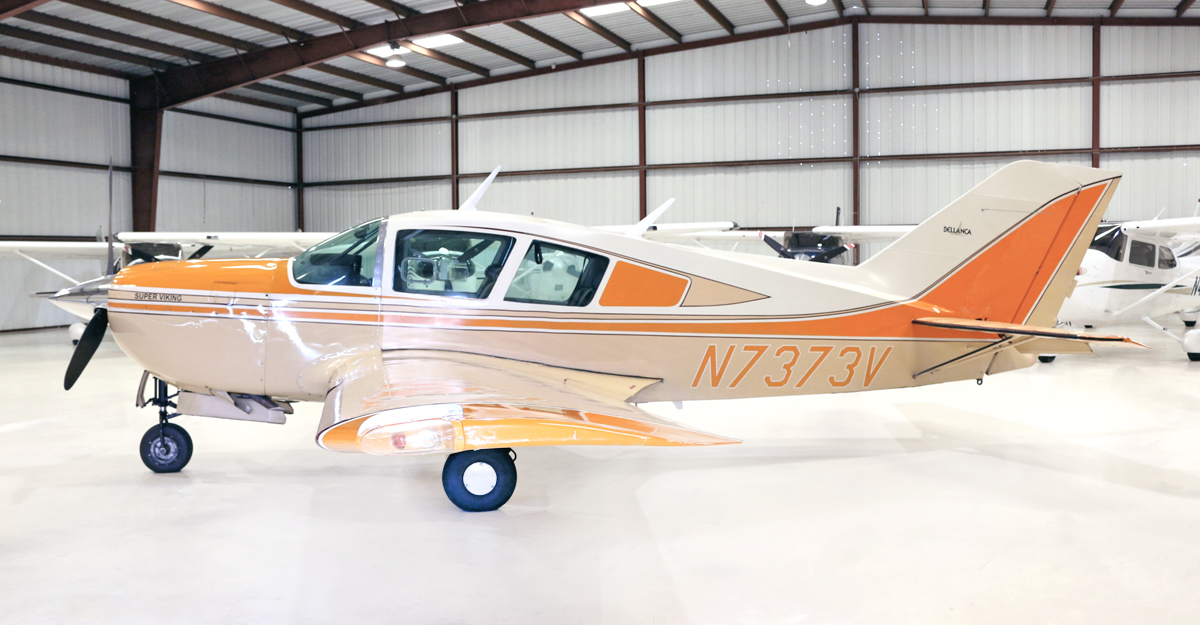 Aircraft Listing - Viking 17-30A listed for sale