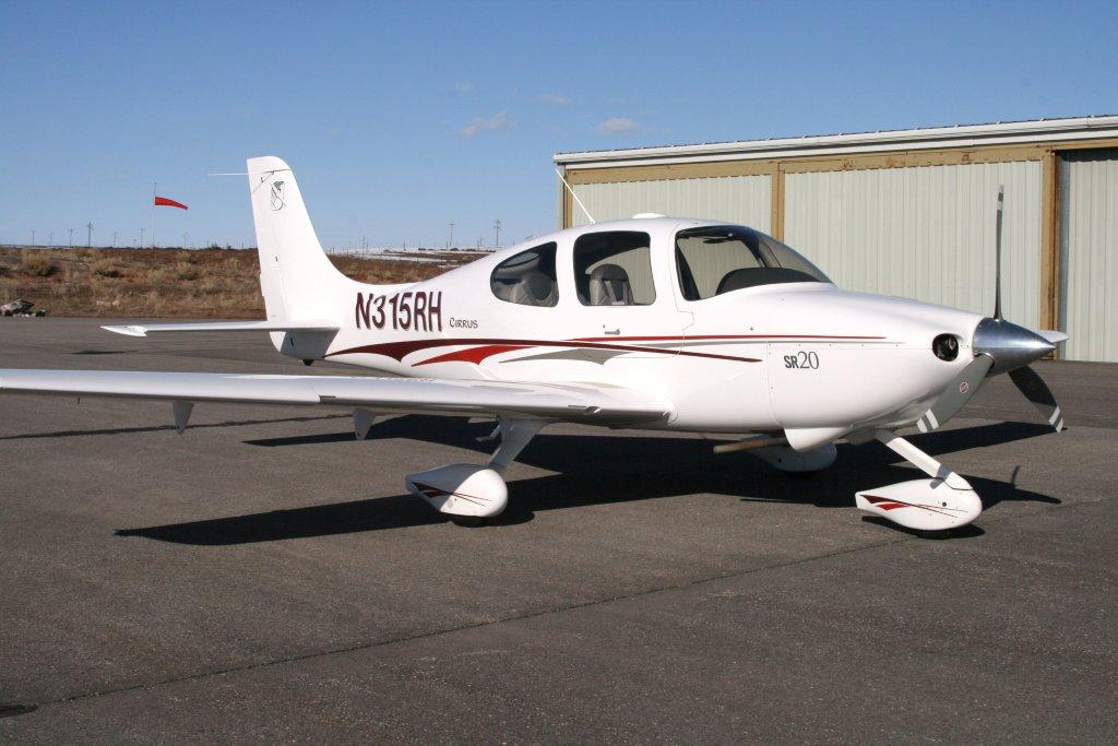 Aircraft Listing - Cirrus SR20 listed for sale