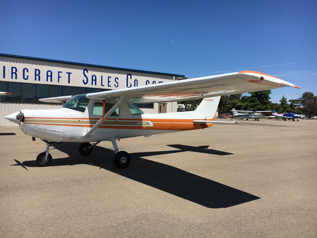 Aircraft Listing - Cessna 152 II listed for sale