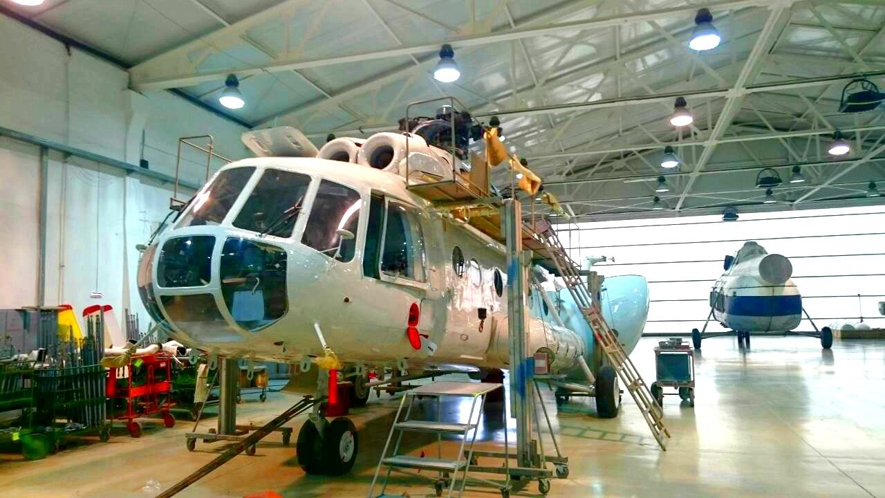 Aircraft Listing - MI-8 MTV-1 listed for sale