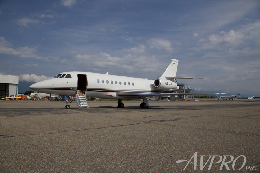 Aircraft Listing - Falcon 2000EX listed for sale