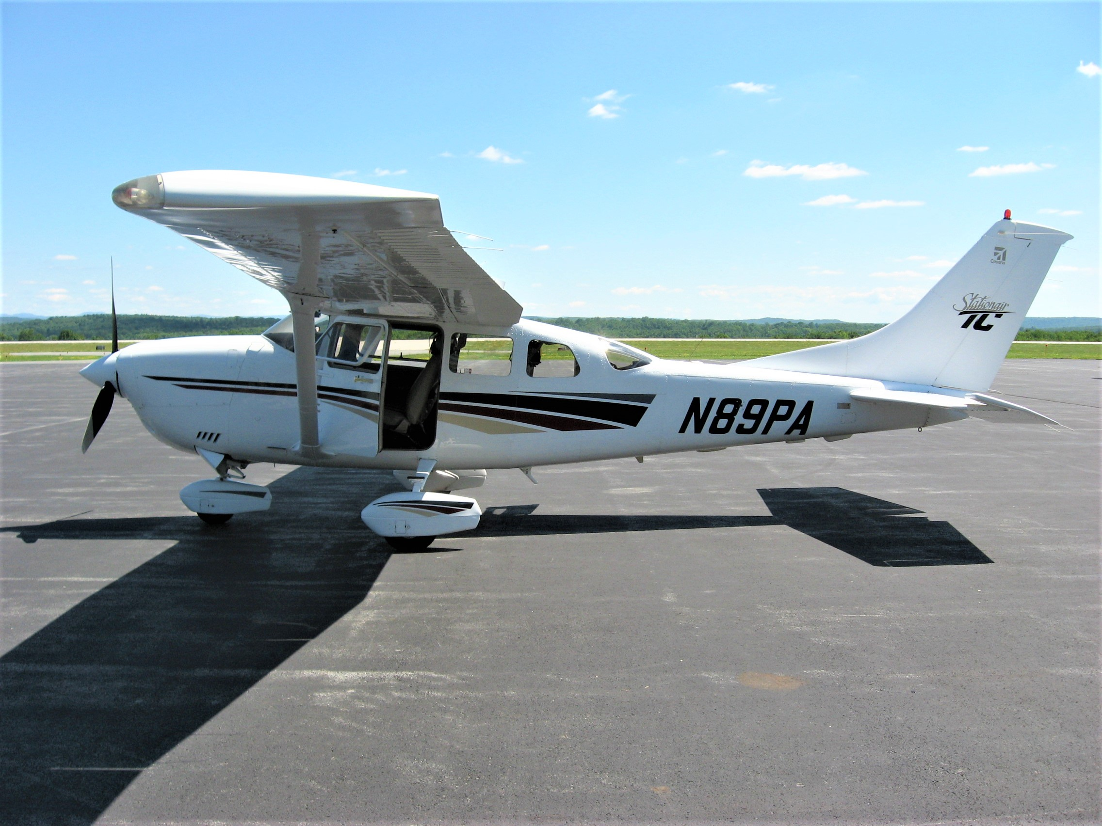 Aircraft Listing - Cessna T206 listed for sale