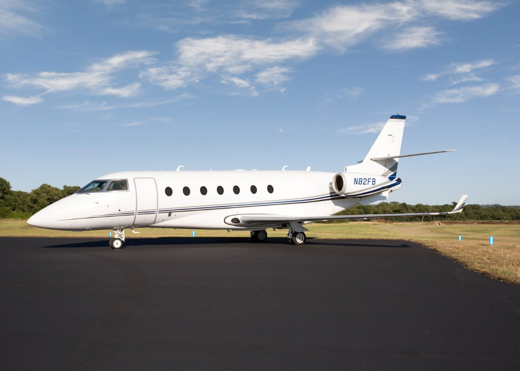 Aircraft Listing - Gulfstream G200 listed for sale