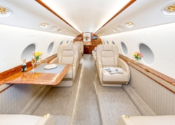 Private jet for sale charter: 2006 Gulfstream G200 heavy jet
