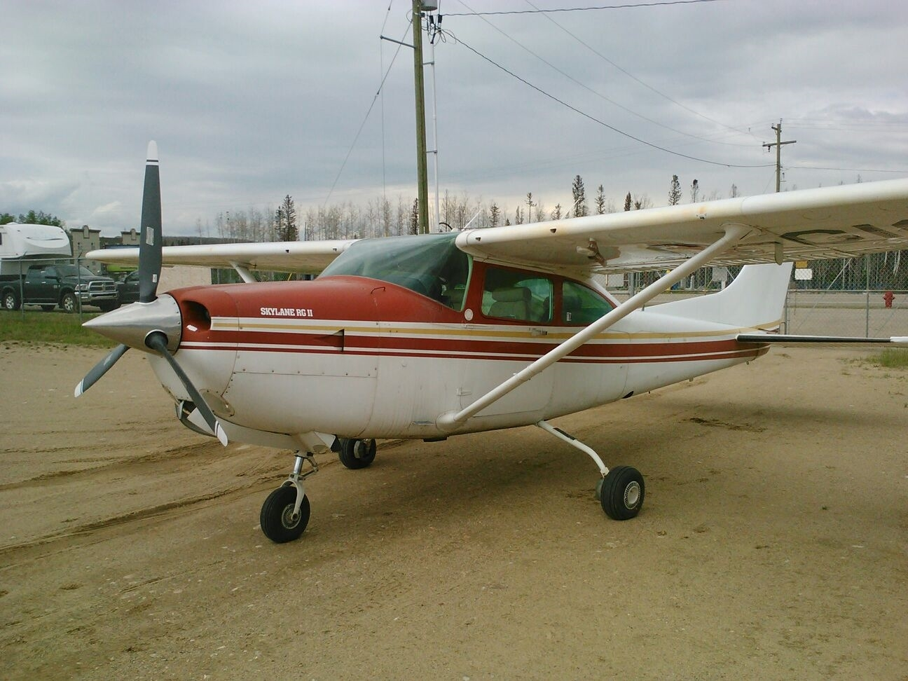 Aircraft Listing - Cessna 182 RG II listed for sale