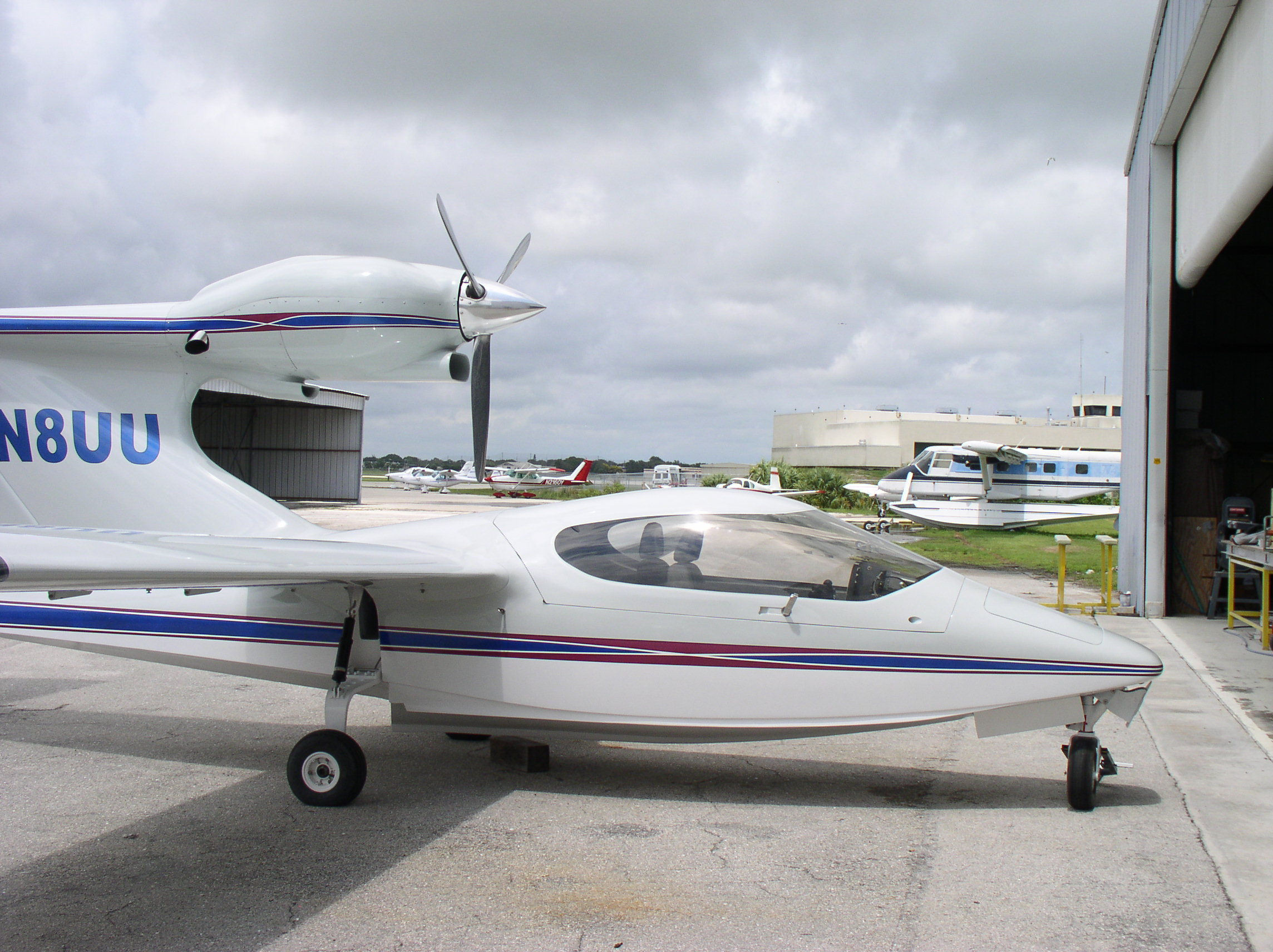 Aircraft Listing - Seawind 3000 listed for sale