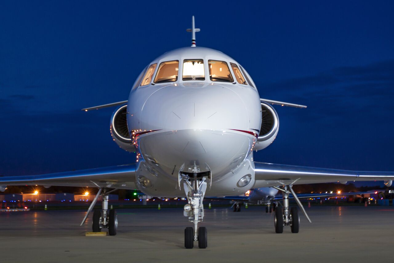 Aircraft Listing - Falcon 2000 listed for sale