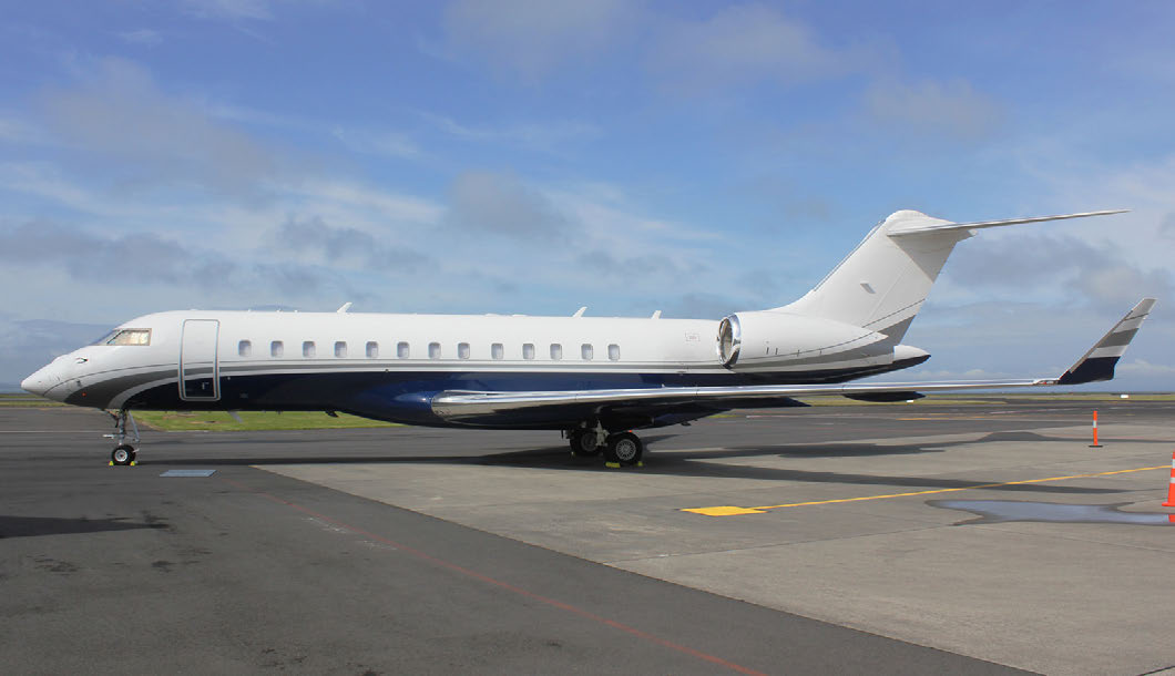 Aircraft Listing - Global XRS listed for sale