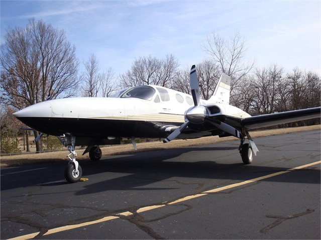 Aircraft Listing - Cessna 421A listed for sale
