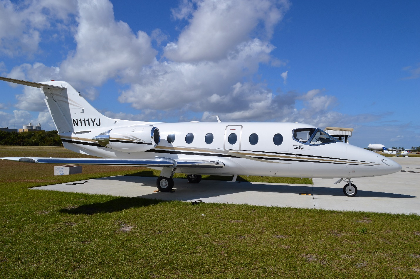 Aircraft Listing - Beechjet 400 listed for sale