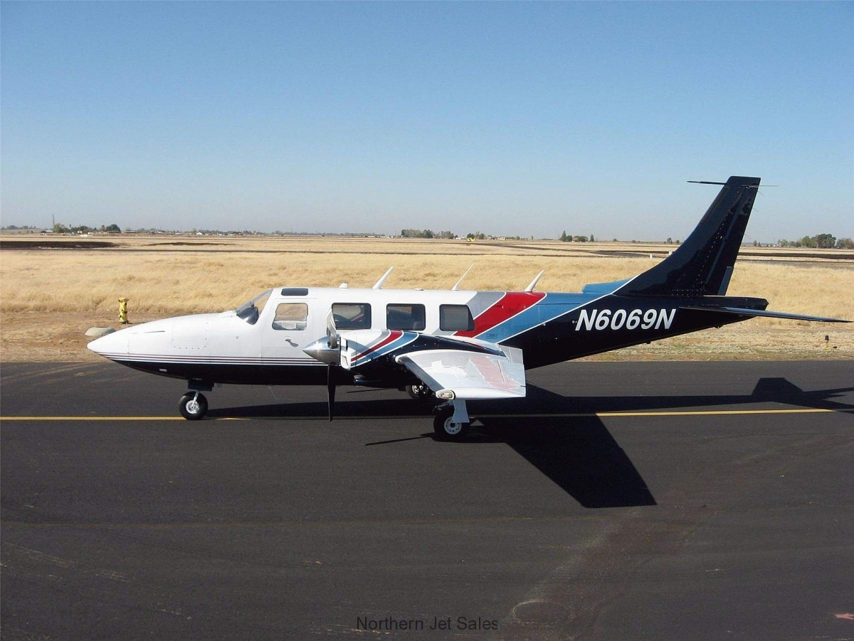 Aircraft Listing - Aerostar 601P listed for sale