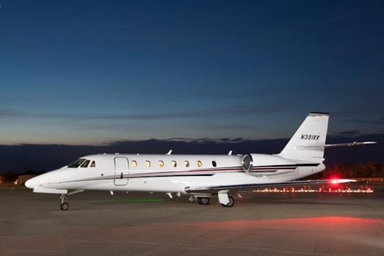 Private jet for sale charter: 2006 Cessna Citation Sovereign super-mid jet