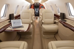 Private jet for sale charter: 2006 Cessna Citation Sovereign super-mid jet