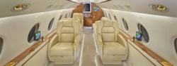 Private jet for sale charter: 2005 Gulfstream G200 super-mid jet