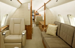 Private jet for sale charter: 2007 Bombardier Global 5000 heavy jet