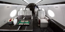 Private jet for sale charter: 2014 Gulfstream G650 long range heavy jet