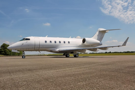 Private jet for sale charter: 2010 Bombardier Challenger 300