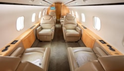 Private jet for sale charter: 2010 Bombardier Challenger 300 supermid jet