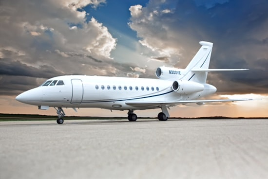 Aircraft Listing - Falcon 900EX listed for sale