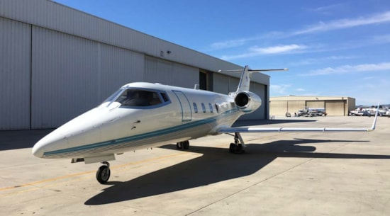 Aircraft Listing - Learjet 55 ER listed for sale