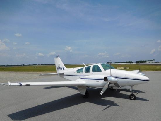 Aircraft Listing - Baron B55 listed for sale