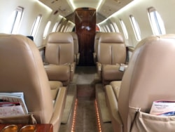 Private jet for sale charter: 1993 Citation VI midsize jet