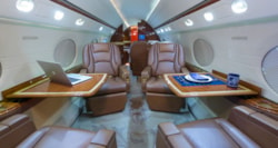 Private jet for sale charter: 1998 Gulfstream V heavy jet