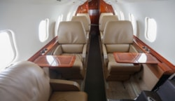 Private jet for sale charter: 2000 Learjet 60 midsize jet