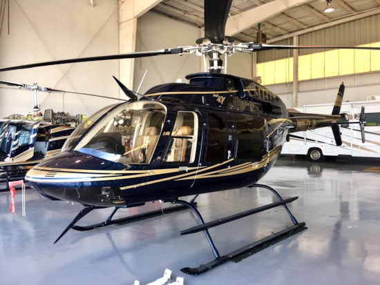 Aircraft Listing - Bell 407 listed for sale