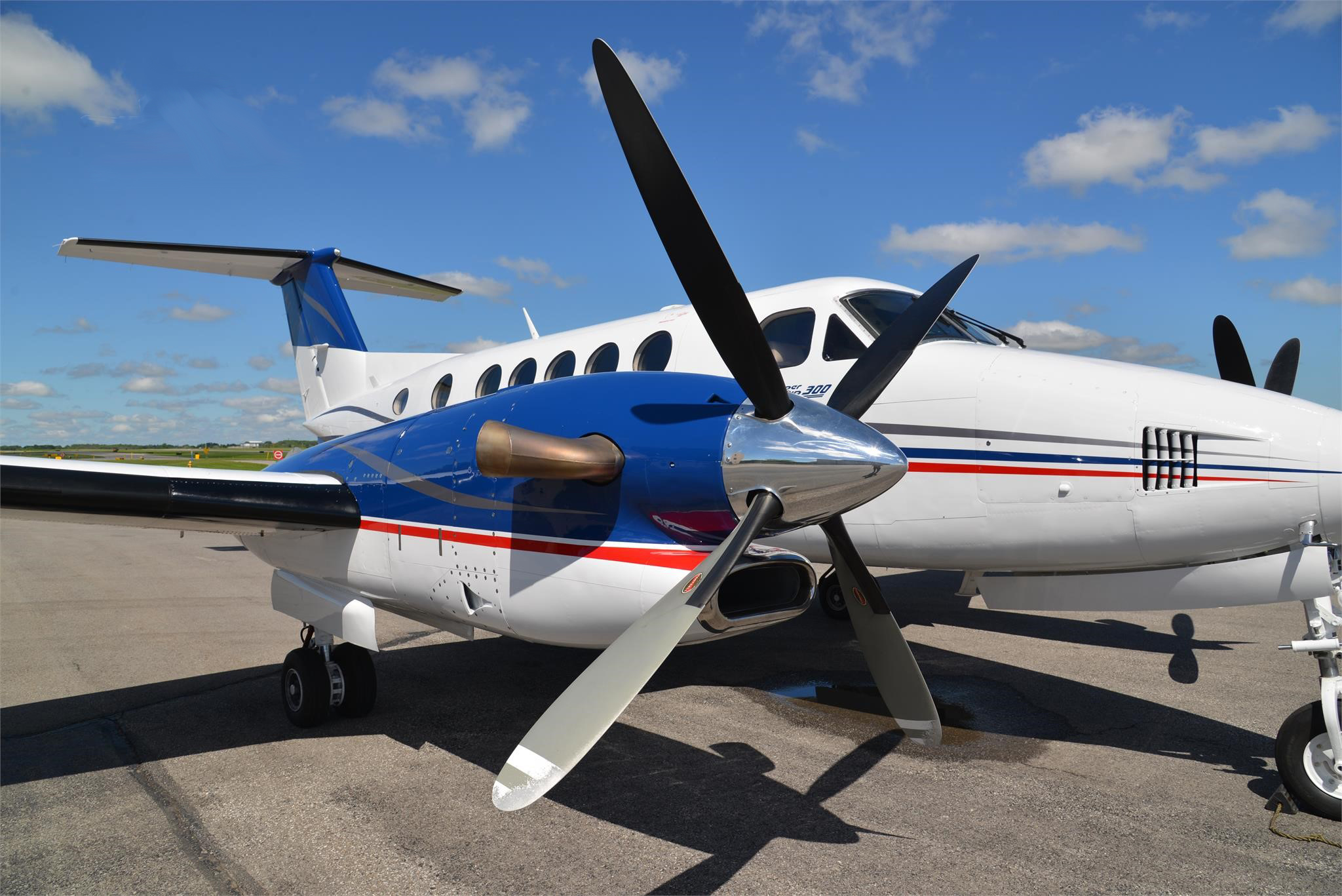 Twin engine turbine beechcraft for sale for Aircraft motors for sale
