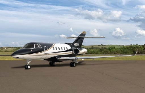 Aircraft Listing - Hawker 850XP listed for sale