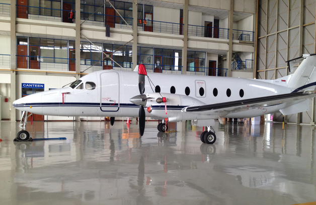 Aircraft Listing - Beechcraft 1900D listed for sale