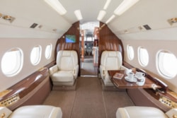 Private jet for sale charter: 1999 Dassault Falcon 2000 heavy jet
