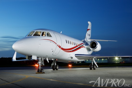 Aircraft Listing - Falcon 2000S listed for sale
