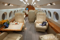 Private jet for sale charter: 2006 Dassault Falcon Falcon 900DX heavy jet