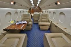 Private jet for sale charter: 1988 Dassault Falcon 900B heavy jet