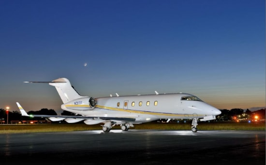 Private jet for sale charter: 2006 Bombardier Challenger 300 super mid jet