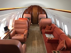 Private Jet for sale charter: 1989 Bombardier Challenger 601-3A heavy jet