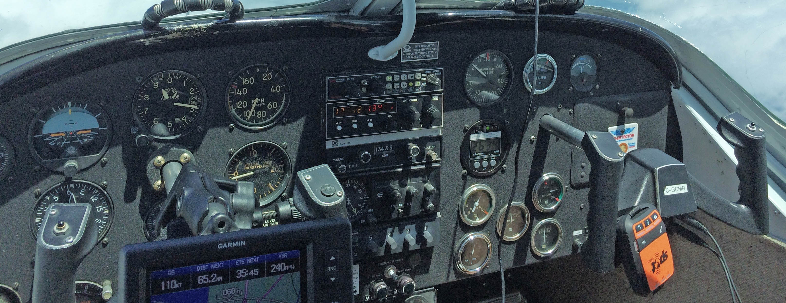 Lake LA-4-200 panel