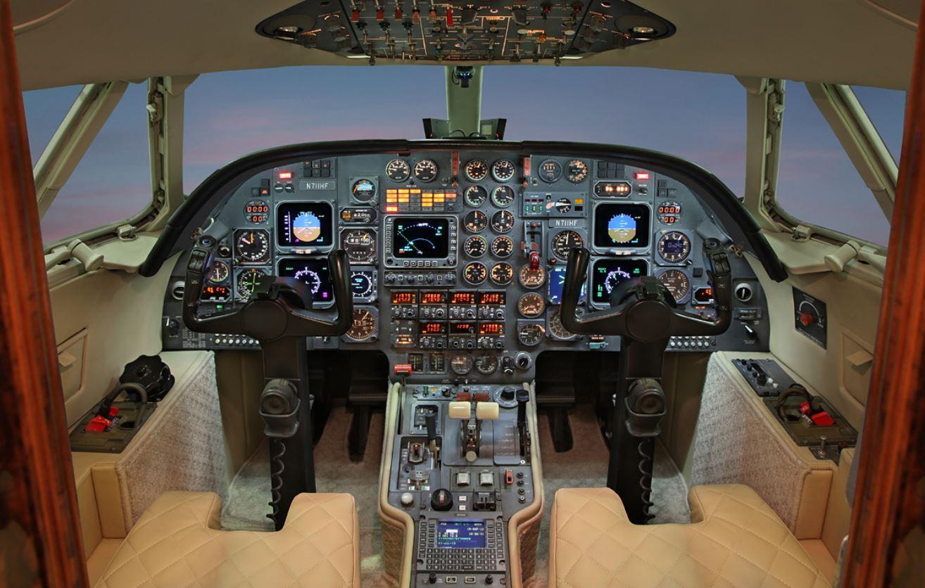 Falcon 100 panel