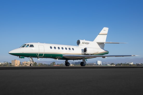 Private jets for sale charter: 1999 Dassault Falcon 50EX supermid jet