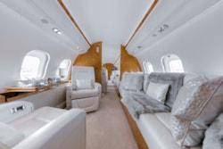 Private jet for sale charter: 2011 Bombardier Global 6000 ultra long range heavy jet